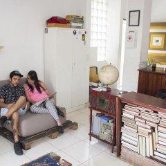 Отель Lion Hostel Мексика, Гвадалахара - отзывы, цены и фото номеров - забронировать отель Lion Hostel онлайн интерьер отеля