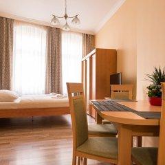 Отель Libušina Apartments Чехия, Карловы Вары - отзывы, цены и фото номеров - забронировать отель Libušina Apartments онлайн комната для гостей фото 4