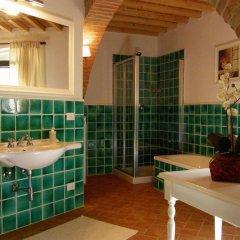 Отель Relais Il Vallone Синалунга ванная
