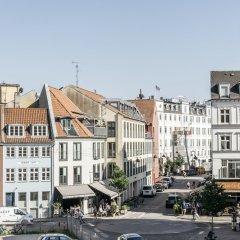 Отель Cosy Apartment in City Centre Дания, Копенгаген - отзывы, цены и фото номеров - забронировать отель Cosy Apartment in City Centre онлайн балкон