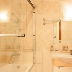 Амос Отель Невский комфорт ванная фото 2