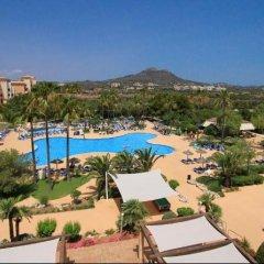 Hotel Garbi Cala Millor бассейн