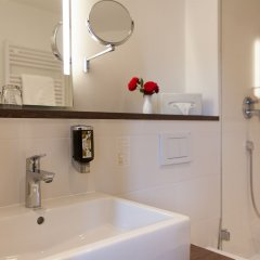 Hotel Grünwald ванная