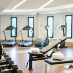 Pure Salt Port Adriano Hotel & SPA - Adults Only фитнесс-зал фото 2