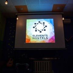 Гостиница Elements Hostels развлечения