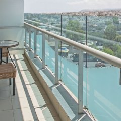 Capsis Astoria Heraklion Hotel балкон