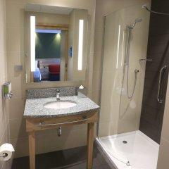 Отель Hampton by Hilton Gdansk Old Town Польша, Гданьск - 1 отзыв об отеле, цены и фото номеров - забронировать отель Hampton by Hilton Gdansk Old Town онлайн ванная