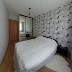 Гостиница Domumetro na Konkovo комната для гостей фото 4