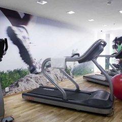 Отель Scandic Paasi фитнесс-зал фото 4