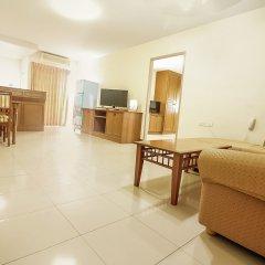 Отель NIDA Rooms Room Thetavee Suan Luang комната для гостей
