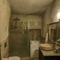 Hidden Cave Турция, Гёреме - отзывы, цены и фото номеров - забронировать отель Hidden Cave онлайн ванная фото 2