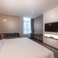 ENA Suite Hotel Namdaemun комната для гостей фото 4