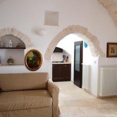 Отель Trulli Casa Alberobello Альберобелло комната для гостей фото 3