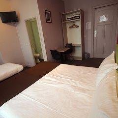 Hotel Derby Брюссель комната для гостей фото 3