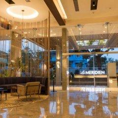 Отель Le Meridien Goa Calangute интерьер отеля