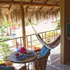 The Bungalows Hotel Педрегал балкон