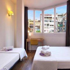 Отель Hostal Barcelona Centro Испания, Барселона - отзывы, цены и фото номеров - забронировать отель Hostal Barcelona Centro онлайн комната для гостей фото 2