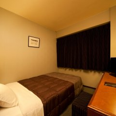 Plaza Hotel Tenjin Фукуока комната для гостей фото 2