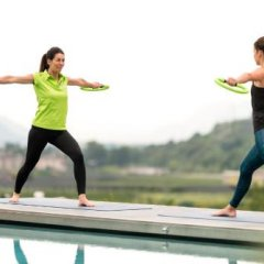 Hotel Dorner Suites Лагундо фитнесс-зал фото 3