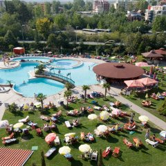 Hrizantema- All Inclusive Hotel бассейн фото 2
