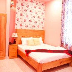 Отель Dalat Flower Далат комната для гостей фото 4