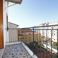 Апартаменты Large studio dowtown in Nice near tramway Ницца балкон