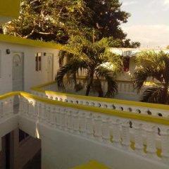 Hotel Castello Italiano Бока Чика балкон