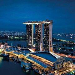 Отель Marina Bay Sands фото 4