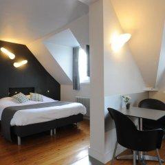 Отель B&B Contrast Бельгия, Брюгге - отзывы, цены и фото номеров - забронировать отель B&B Contrast онлайн комната для гостей фото 3