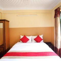 Отель Ashoka Непал, Катманду - отзывы, цены и фото номеров - забронировать отель Ashoka онлайн комната для гостей фото 5