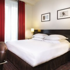 Отель Albe Saint Michel Париж комната для гостей фото 2