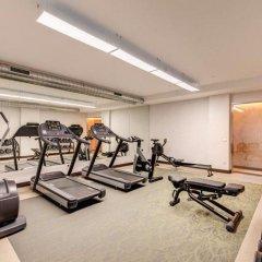 Отель Warmthotel фитнесс-зал