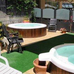 Отель El Cid Campeador Италия, Римини - отзывы, цены и фото номеров - забронировать отель El Cid Campeador онлайн бассейн фото 2