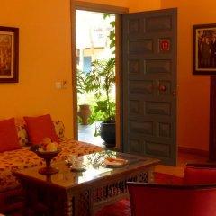 Отель La Villa Mandarine Марокко, Рабат - отзывы, цены и фото номеров - забронировать отель La Villa Mandarine онлайн интерьер отеля фото 2
