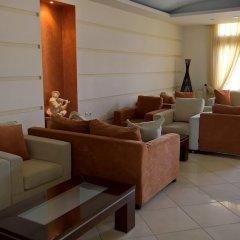 Evanik Hotel интерьер отеля