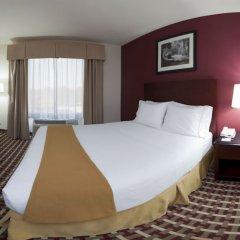 Отель Holiday Inn Express Hotel & Suites Columbus Univ Area - Osu США, Колумбус - отзывы, цены и фото номеров - забронировать отель Holiday Inn Express Hotel & Suites Columbus Univ Area - Osu онлайн фото 2