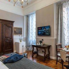 Отель I Tre Moschettieri Рим удобства в номере
