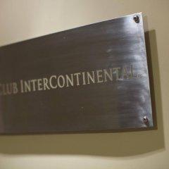 Отель InterContinental Medellin удобства в номере