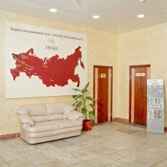 Гостиница AMAKS Центральная интерьер отеля