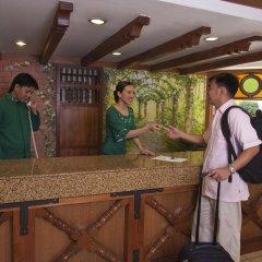 Отель Pinoy Pamilya Hotel Филиппины, Пасай - отзывы, цены и фото номеров - забронировать отель Pinoy Pamilya Hotel онлайн интерьер отеля