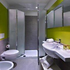 Отель Terme Mioni Pezzato Италия, Абано-Терме - 1 отзыв об отеле, цены и фото номеров - забронировать отель Terme Mioni Pezzato онлайн ванная фото 2
