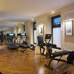 Отель Aldrovandi Villa Borghese Италия, Рим - 2 отзыва об отеле, цены и фото номеров - забронировать отель Aldrovandi Villa Borghese онлайн фитнесс-зал