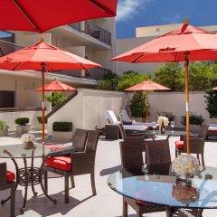 Luxe Hotel Rodeo Drive бассейн фото 2