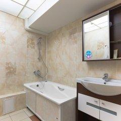 Гостиница Апарт-Отель Федоров в Барнауле 1 отзыв об отеле, цены и фото номеров - забронировать гостиницу Апарт-Отель Федоров онлайн Барнаул ванная