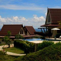 Отель Baan Kantiang See Panorama Villa Resort Ланта бассейн фото 2