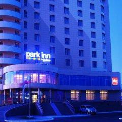 Гостиница Park Inn Астрахань в Астрахани 8 отзывов об отеле, цены и фото номеров - забронировать гостиницу Park Inn Астрахань онлайн вид на фасад