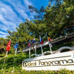 Ideal Panorama Hotel Турция, Мармарис - отзывы, цены и фото номеров - забронировать отель Ideal Panorama Hotel - All Inclusive онлайн городской автобус