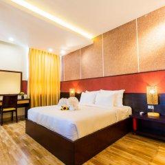 Отель Hamya Hotsprings and Resort комната для гостей фото 5