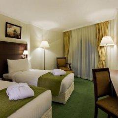 Crowne Plaza Hotel Antalya 5* Стандартный номер разные типы кроватей фото 3