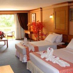 Отель Ao Nang Beach Resort комната для гостей фото 5